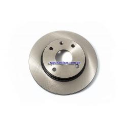 Диск тормозной передний Valeo на Шевроле Лачетти Chevrolet Lacetti 96549782 Valeo Фото 1