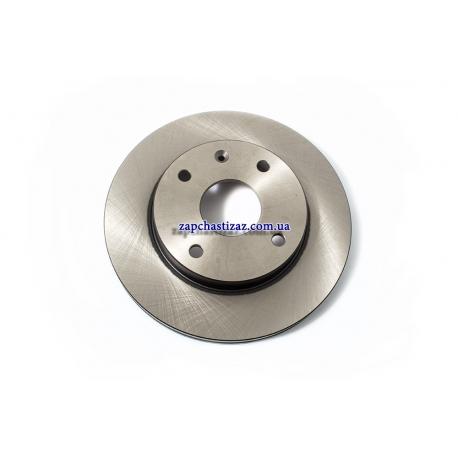Диск тормозной передний Valeo на Шевроле Лачетти Chevrolet Lacetti 96549782 Valeo Фото 1 R3004