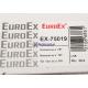 Наконечник рулевой тяги EuroEx правый EX-75019