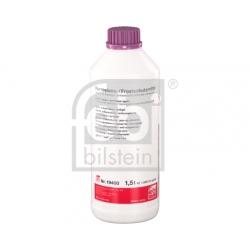 Антифриз FEBI G12+ фиолетовый (концентрат) 1.5 л