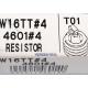 Свечи зажигания Denso TT Матиз (к-т, 4 шт) W16TT