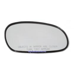 Зеркальный элемент на зеркало ст.обр. (4 зажима) правый Ланос GM