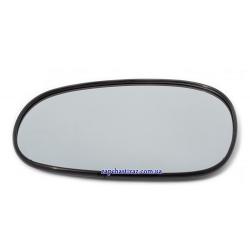 Зеркальный элемент на зеркало ст.обр. (8 зажимов) левый Ланос GM