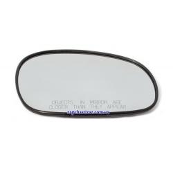 Зеркальный элемент на зеркало ст.обр. (8 зажимов) правый Ланос GM