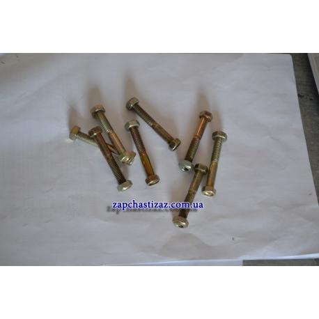 Болт крепления рулевой тяги к кронштейну рулевого механизма Таврия Славута 110206-3414079