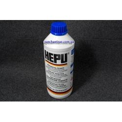 Антифриз HEPU G11 синий (концентрант) 1.5 л