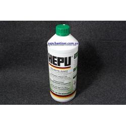 Антифриз HEPU G11 зелений (концентрант) 1.5 л