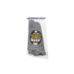 Хомут пластиковый Zollex черный 3.6 х 200 (100 шт.)