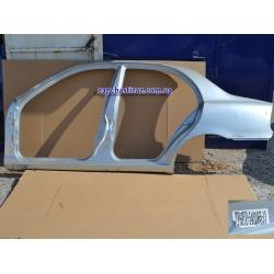 Боковина кузова Ланос Т150 левая TF69Y0-5401065-13 Фото 1