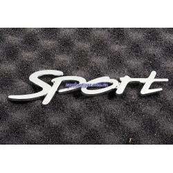 Емблема (напис) Sport