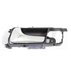 Ручка двери внутренняя седан левая с хромом Лачетти OE