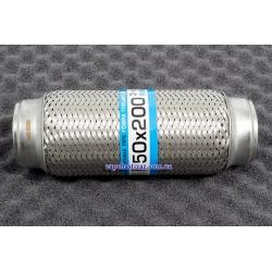 Гофра штанів (приймальної труби) Ланос стандарт Нексія ремонт 50х200 EuroEx