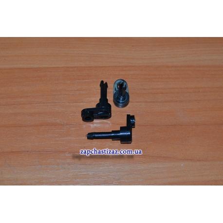 Рычаг заслонки Г-образный маленький Таврия Славута 1102-8101034 Фото 1 1102-8101034