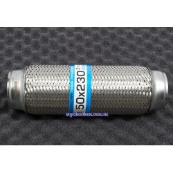 Гофра штанов (приёмной трубы) Авео стандарт Ланос ремонт 50x230 EuroEx