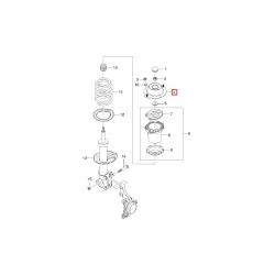 Опора амортизатора передняя верхняя GM Нубира