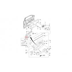 Блок кнопок склопідйомника Леганза (5 кнопок) GM
