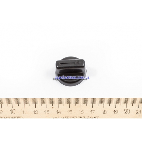 Ручка переключателя печки стандарт Таврия Славута 1102-3709278-01 Фото 1 1102-3709278-01
