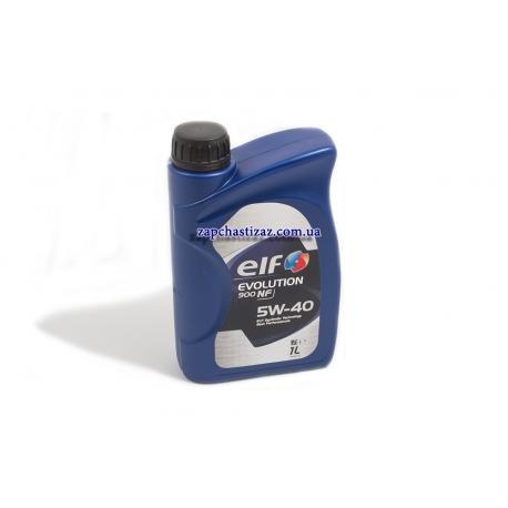 Масло ELF EVOLUTION 900 NF 5W40 синтетика 1л EF-900NF-01