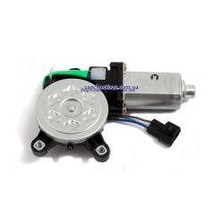 Мотор привода стеклоподъёмника под шлицы EuroEx левый