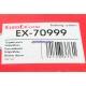 Барабан тормозной задний голый Авео EuroEx 96470999 / EX-70999