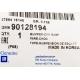 Подушка глушителя Нексия GM 90128194