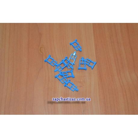 Крепление электрического разъёма форсунок Ланос LZ - 007218 - 40 Фото 1 LZ - 007218 - 40
