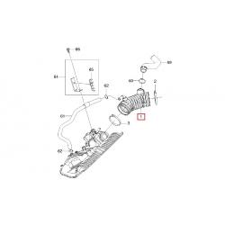 Шланг (гофра) воздушного фильтра в сборе Эпика 2.0-2.5 GM