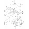 Стойка стабилизатора передняя левая Эпика GM