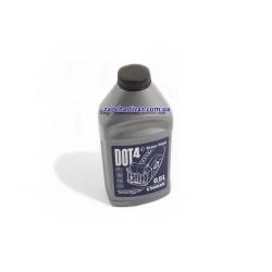 Тормозная жидкость DOT-4 Tomex 0.5л