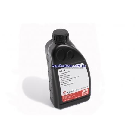 Тормозная жидкость DOT-4 FEBI 1л 26461