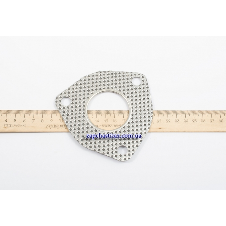 Прокладка катализатора и резонатора Ланос Сенс 96350814-10 Фото 1 96350814-10