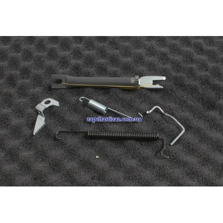 Ремкомплект задних колодок Ланос Сенс правый GM 90199719 GM Фото 1 96395382 GM