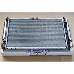 Радиатор охлаждения Сенс 1.3 Ланос 1.4 с кондиционером Лузар Фото 1