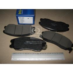 Колодки тормозные передние HI-Q Каптива