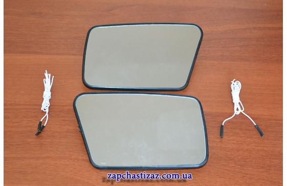 Зеркальный элемент с подогревом