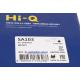Колодки тормозные HI-Q задние Такума SA103