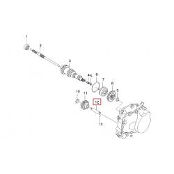 Вал (ось) промежуточной шестерни заднего хода GM