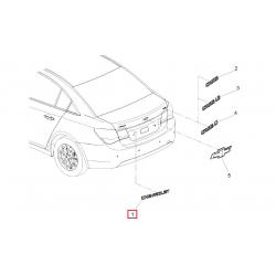 Надпись CHEVROLET для Круз седан GM