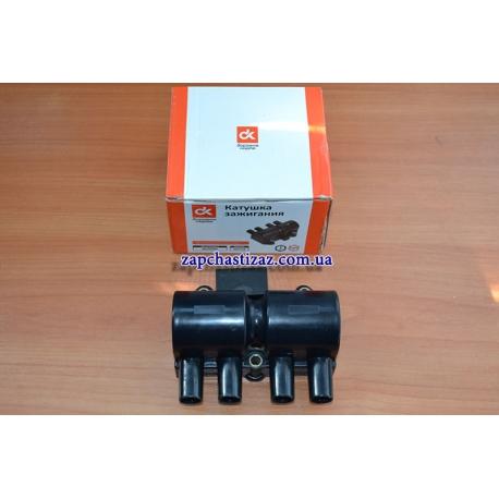 Модуль зажигания Дорожная Карта 4-х контактный Ланос Нубира, катушка зажигания Ланос 96350585 DK