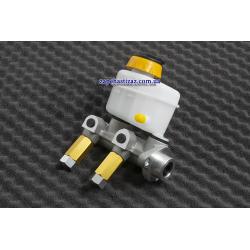 Циліндр головний гальмівний без підсилювача і АБС, з бачком (ф 20) EuroEx