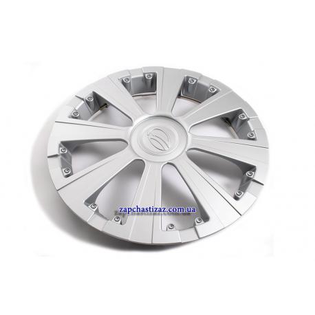 Колпак колеса с эмблемой ЗАЗ R13 Ланос Сенс TF69YP-3102010 Фото 1 TF69YP-3102010