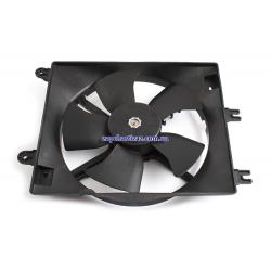 Вентилятор радиатора охлаждения дополнительный Лачетти FORCEONE