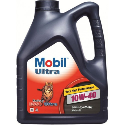 Масло Mobil Ultra 10W40 напівсинтетика 4л