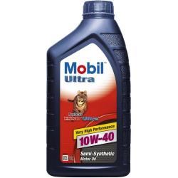 Масло Mobil Ultra 10W40 напівсинтетика 1л