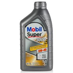 Масло Mobil Super 3000 X1 5W40 синтетика 1л