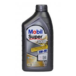 Масло Mobil Super 3000 XE 5W30 синтетика 1л