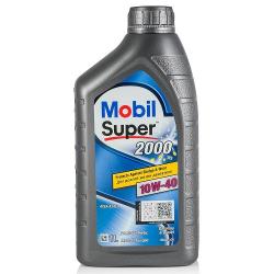 Масло Mobil Super 2000 X1 10W40 напівсинтетика 1л