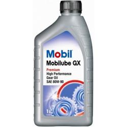 Масло Mobil Mobilube GX GL-4 80W90 трансмісійне 1л