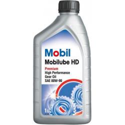 Масло Mobil Mobilube HD GL-5 80W90 трансмісійне 1л