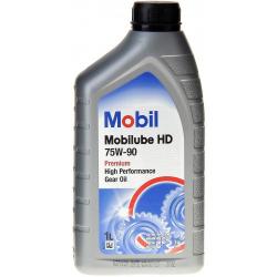 Масло Mobil Mobilube HD GL-5 75W90 трансмісійне 1л
